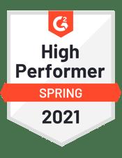G2 HP SPRING 2021